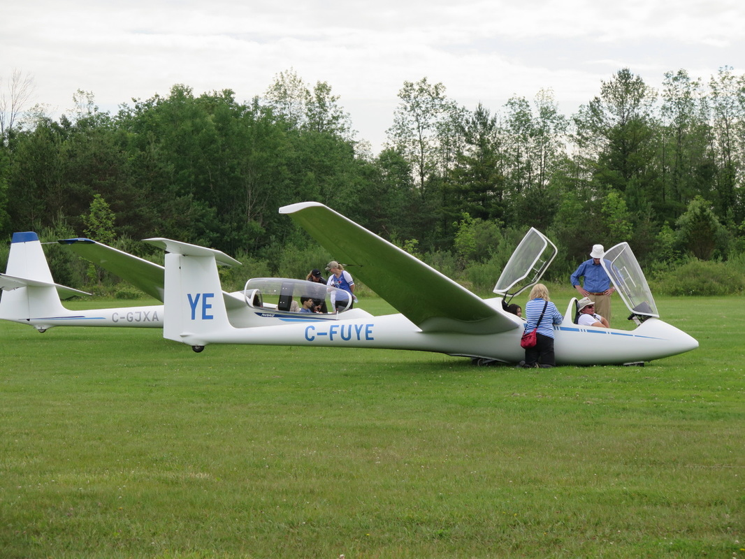intro flight sosa gliding club